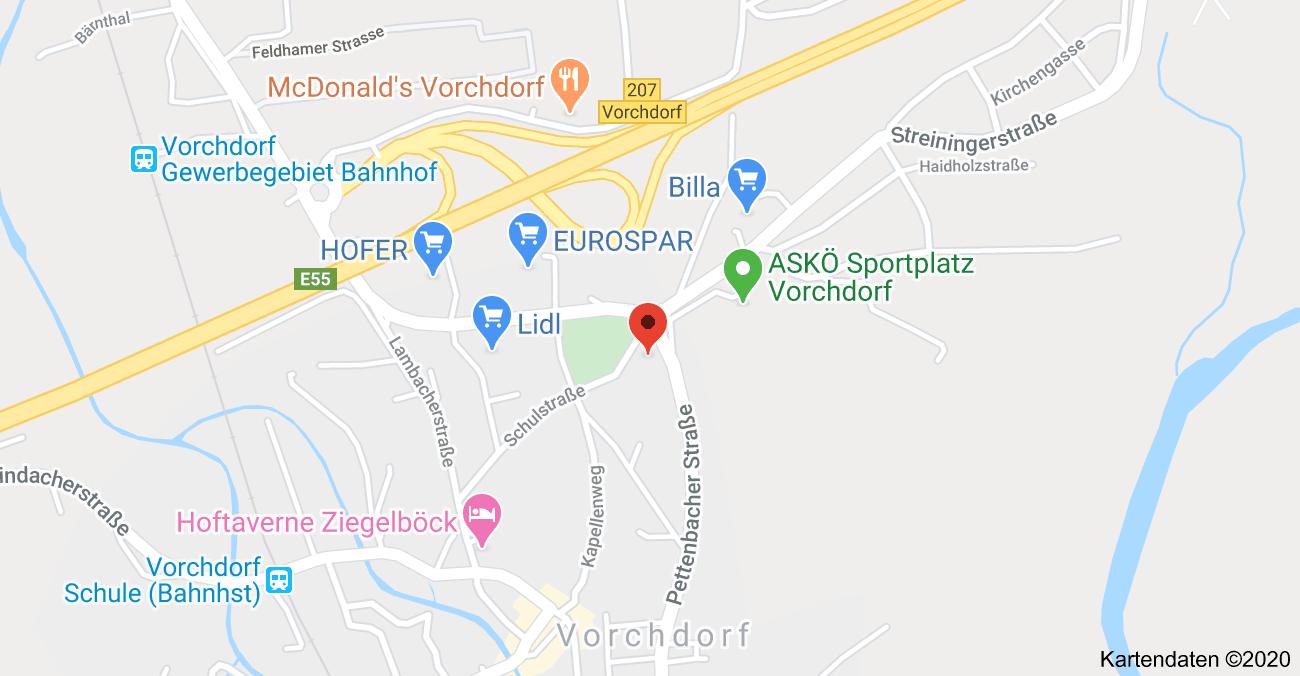 Erdbeer Verkausstand Vorchdorf